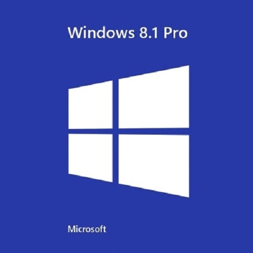 MICROSOFT Windows Pro 8.1 Upgrade [FQC-08190] - Software Windows Os Licensing